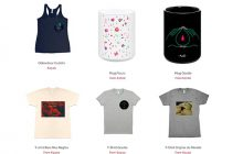 Passion Menstrues, le projet de Jack Parker, a son e-shop !