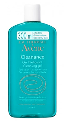 Avène gel nettoyant Cleanance
