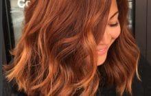 Le pumpkin spice hair met de l'automne dans vos cheveux