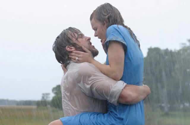 Ces scènes de films qui auraient été nulles sans la pluie
