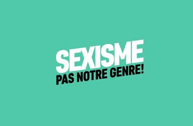 Le gouvernement lance #SexismePasNotreGenre, une campagne qui pousse à agir