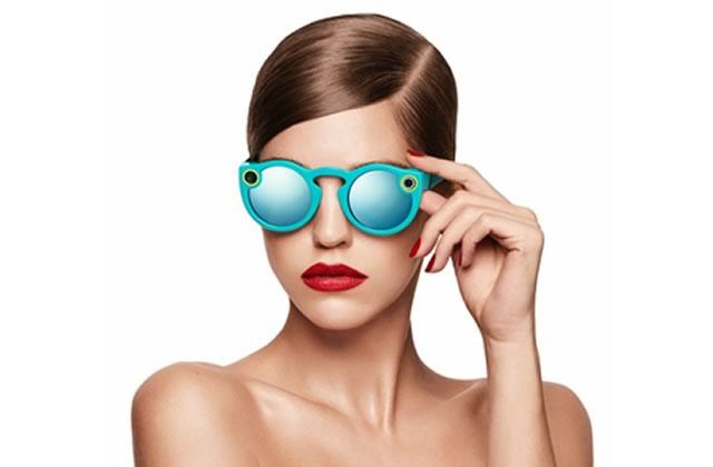 Snapchat lance Spectacles, ses lunettes connectées