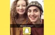 Participe au #DéfiSnapMad «Résolution de rentrée» sur le SnapChat madmoizellecom !