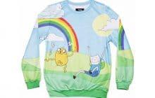 Sélection de sweatshirts pop-culture pour attendre l'automne sans pression