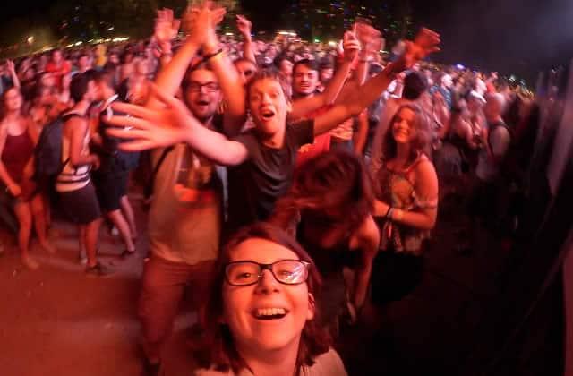 Le Sziget Festival 2016 en reportage vidéo