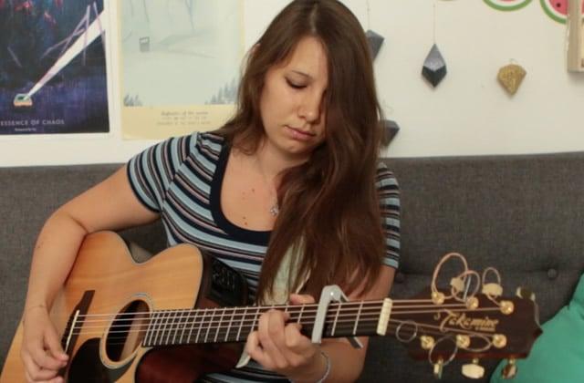 Sessions de l'été — Tess reprend « Landslide » de Fleetwood Mac