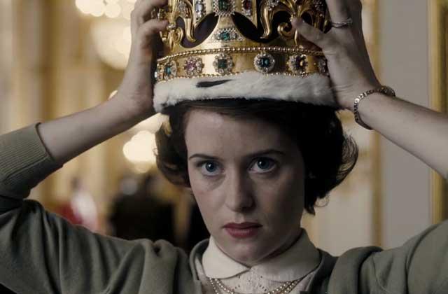 The Crown, la série Netflix sur Élisabeth II, a une nouvelle bande-annonce!