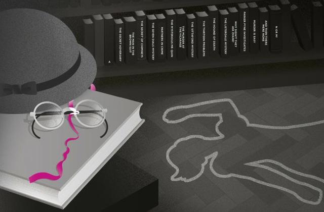Agatha Christie à l'honneur sur des timbres… qui cachent des secrets