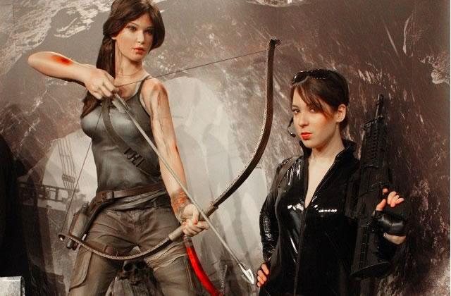 REPLAY — Mymy & Vesper ont twitché du Tomb Raider Anniversary!