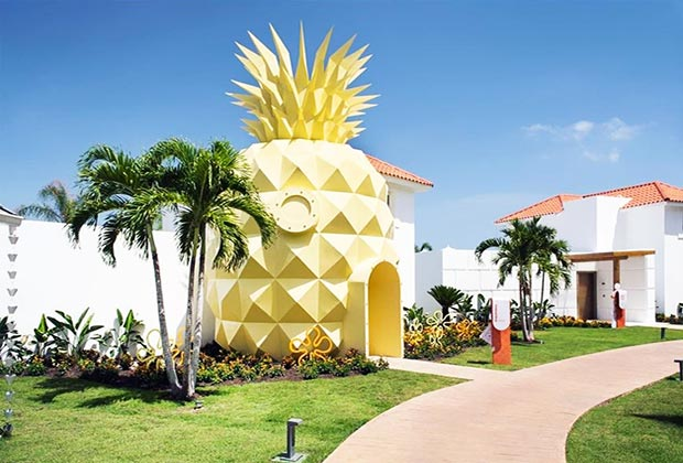 Ananas Bob L Éponge bob l'Éponge : sa maison existe en vrai !
