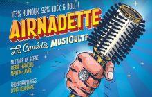 Le «air groupe» Airnadette revient pour un show exceptionnel le 5novembre 2016 au Trianon