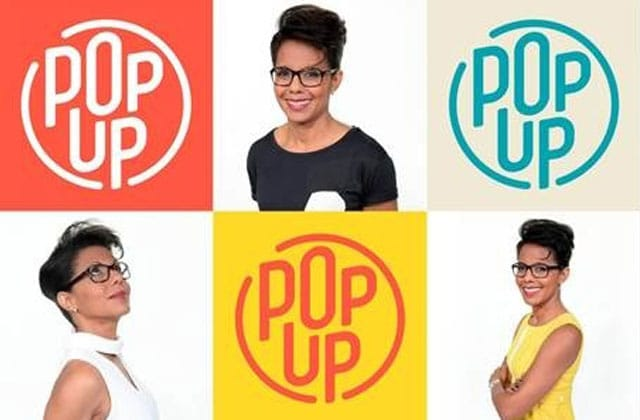 Pop Up, la nouvelle émission d'Audrey Pulvar sur la pop-culture, ça donne quoi ?