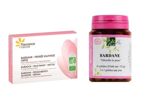 bardane-acne