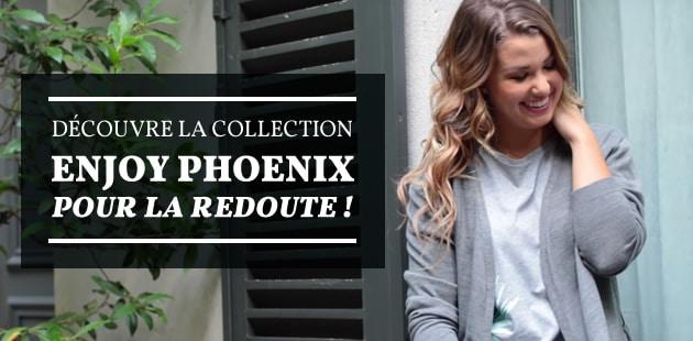 La collection Enjoy Phoenix pour La Redoute est disponible !