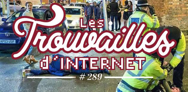 Les trouvailles d'Internet pour bien commencer la semaine #289