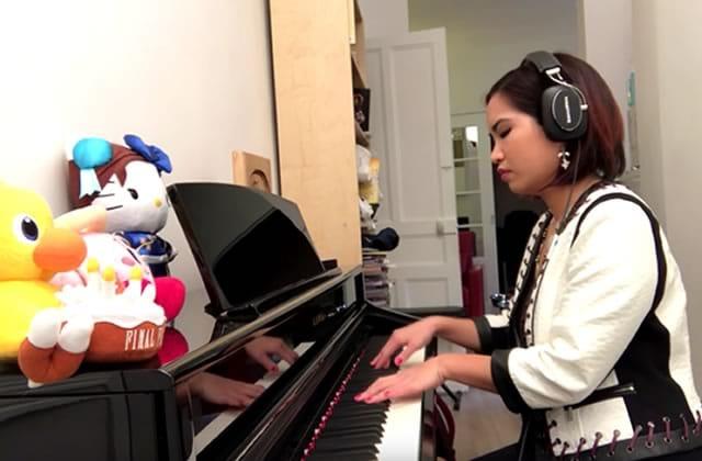 Jouez à un blind-test «musique de jeux vidéo» avec Kayane, gameuse pro!