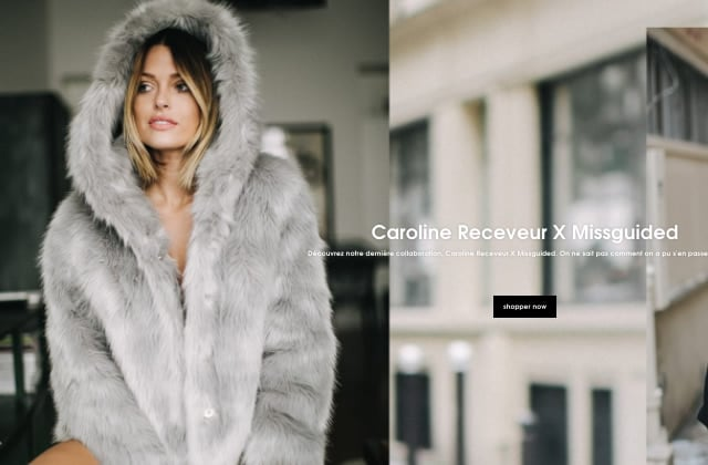 La collection Caroline Receveur x Missguided est disponible !