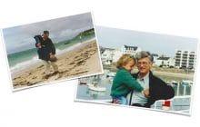 Charlotte Abramow rend hommage à son père dans le très émouvant «Projet Maurice»