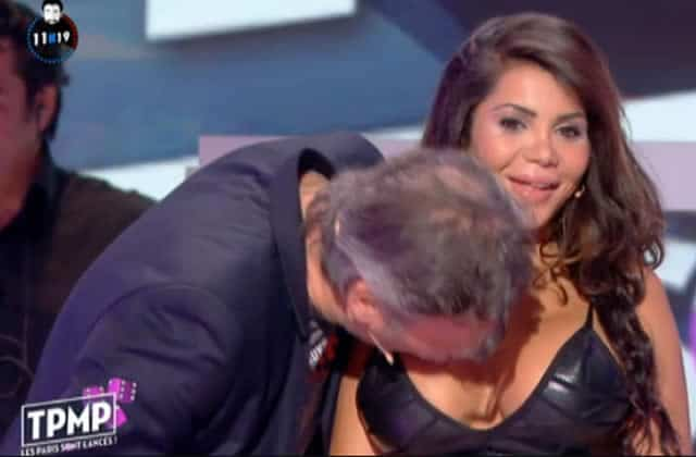 TPMP: Jean-Michel Maire visé par une plainte après avoir embrassé le sein de Soraya Riffy