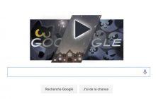 Le Doodle de Google te fait jouer avec des chatons pour Halloween