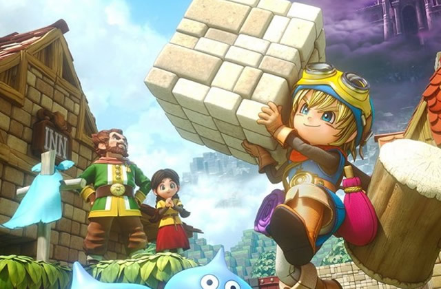 Dragon Quest Builders, Le Jeu De Construction Virtuelle Totalement Addictif