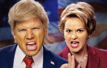 Trump & Clinton s'affrontent dans l'Epic Rap Battle des présidentielles