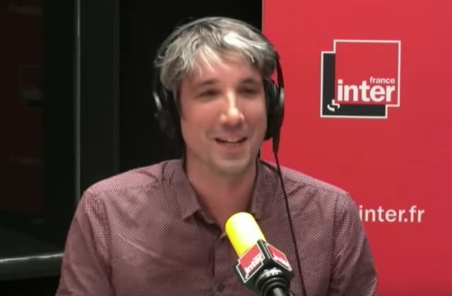 Guillaume Meurice s'engage contre la Manif pour Tous dans une chronique très salée