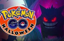 Fêtez Halloween avec PokémonGo!