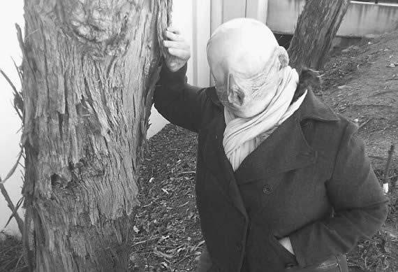 masque vulve jardin