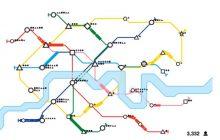 Le jeu de réflexion « Mini Metro » arrive sur smartphones