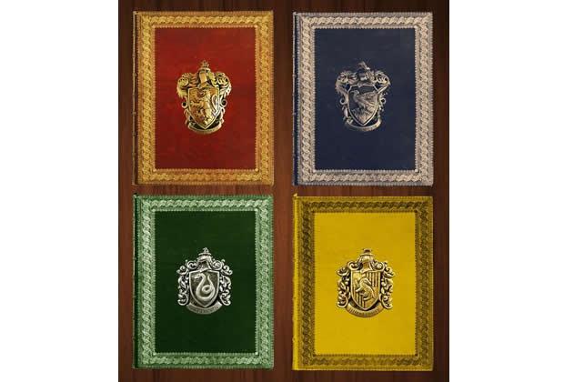 Les Ombres A Paupieres Harry Potter A Theme Maisons De Poudlard