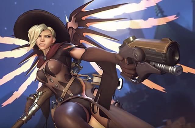 Le jeu en ligne Overwatch lance un événement spécial pour Halloween !