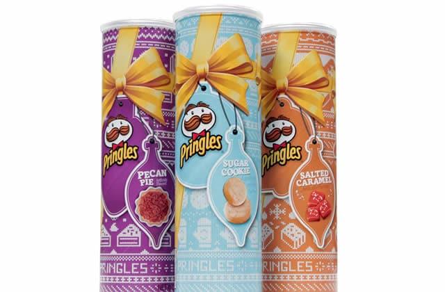 Pringles sort des chips… sucrées!