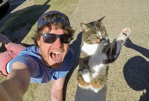 comment prendre un selfie avec un animal sauvage sans avoir l u0026 39 air zozo