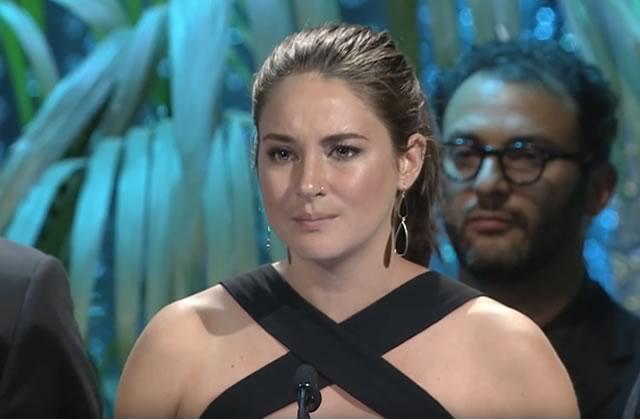 Shailene Woodley revient sur son arrestation aux Environmental media awards