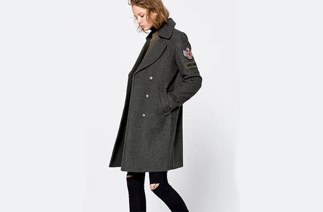 Sélection de manteaux élégants et chauds pour l'hiver 2016