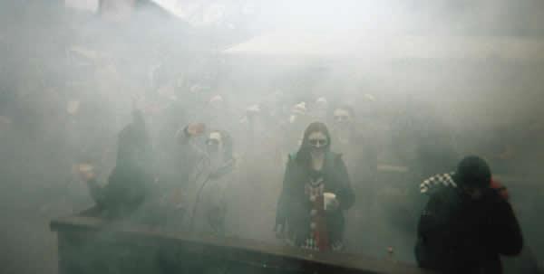smoke-party