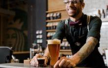 Le premier cocktail Starbucks mêle café et… bière!