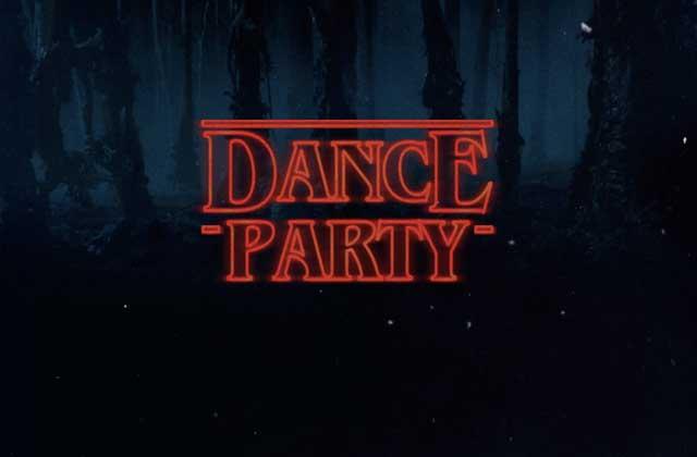 Les soirées dansantes «Stranger Things», la coolitude estampillée 2016