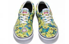 La collection Vans et Toy Story est disponible en France !