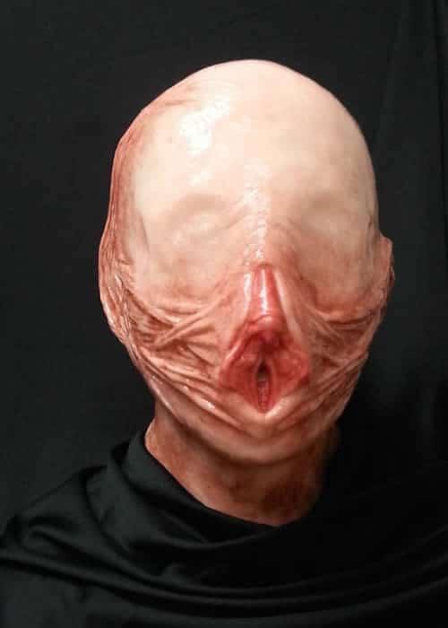 vulve masque