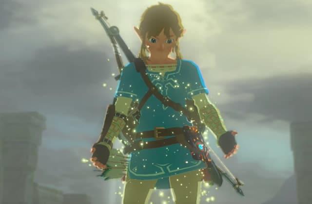 The Legend of Zelda : Breath of the Wild a un nouveau trailer poétique