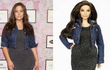 Ashley Graham, la célèbre mannequin, devient… une Barbie !