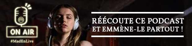 Réécoute ce podcast audio et emmène-le partout