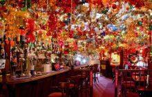 Un superbe bar à thème Noël ouvre ses portes à Montréal (et je veux y habiter)