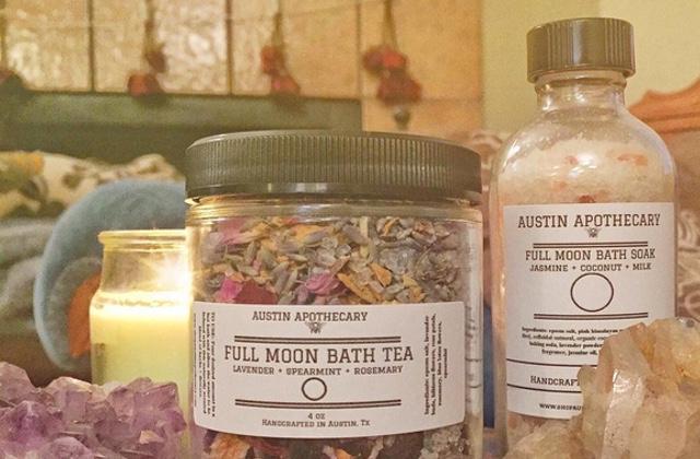 Le Bath Tea, tendance aux plantes pour se délasser