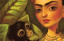 Avec « Frida », Benjamin Lacombe rend hommage à l'inoubliable Frida Kahlo
