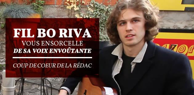 Fil Bo Riva vous ensorcelle de sa voix envoûtante