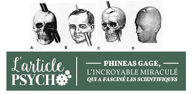 Phineas Gage, l'incroyable miraculé qui a fasciné les scientifiques