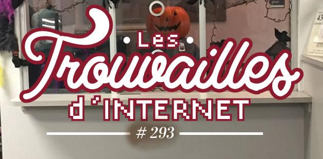 Les trouvailles d'Internet pour bien commencer la semaine #293